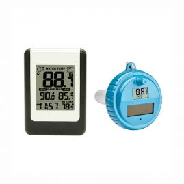 Wireless Swimming Pool Spa Thermometer